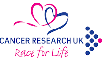 Cancer Research Race for Life logo